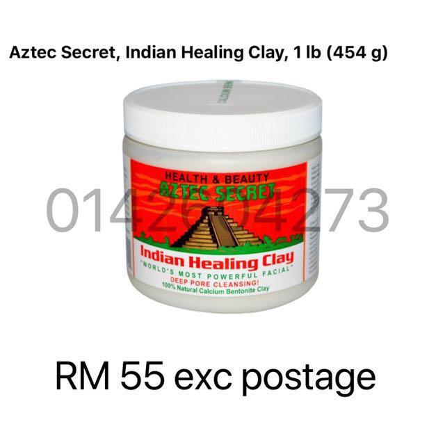 AS Indian healing clay 454 g