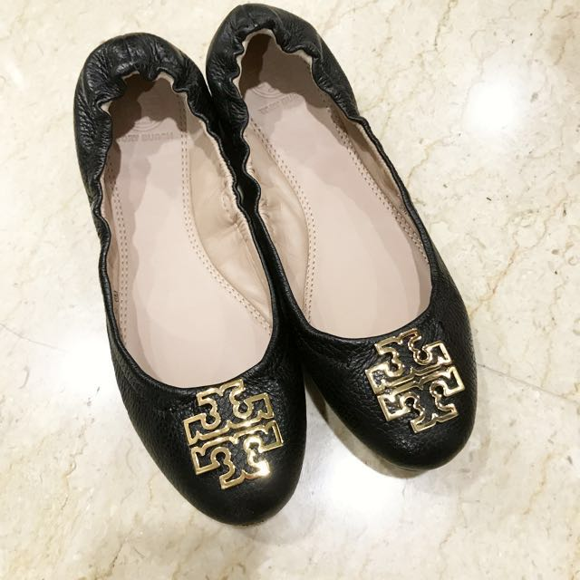 Auth tory burch melinda ballet tory burch pumps