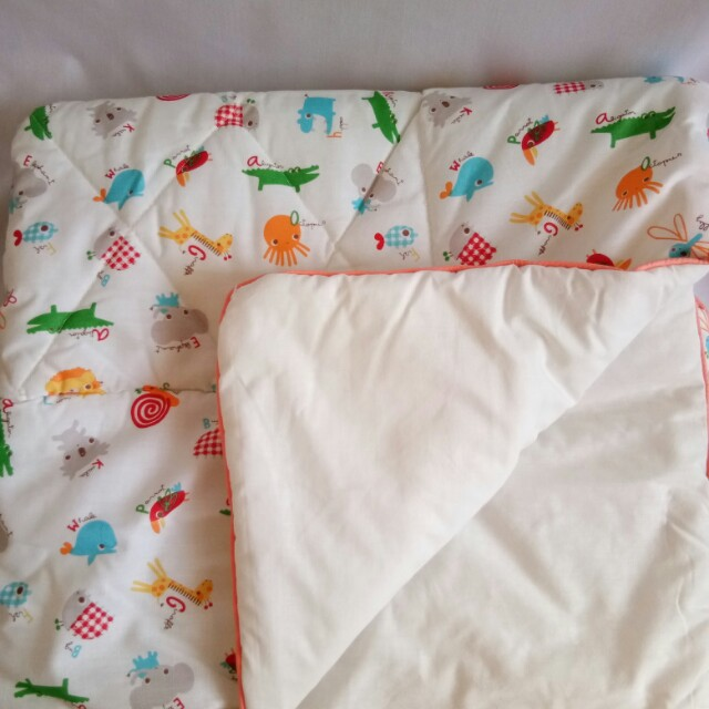 Baby Bedcover Animal Motif