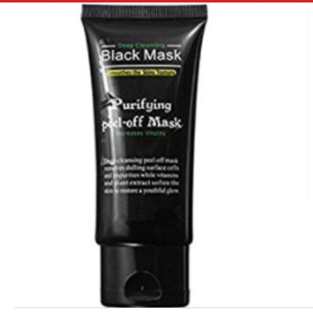 Black Head Remover Mask