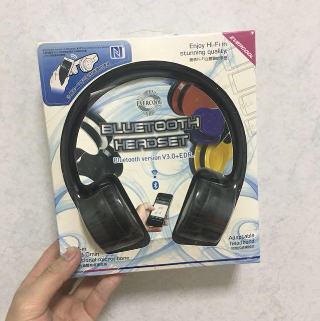 Bluetooth NFC 耳機