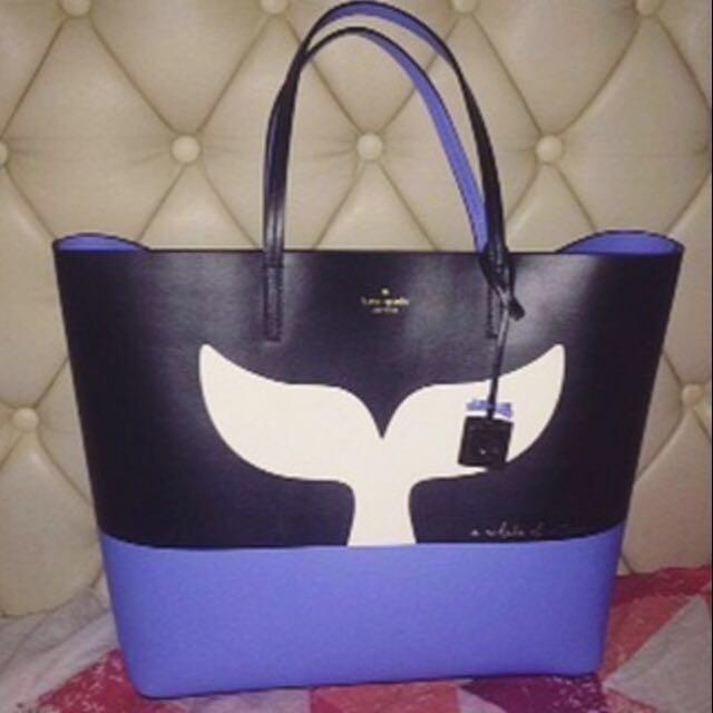 Brand New Original Kate Spade Over Nighter Bag