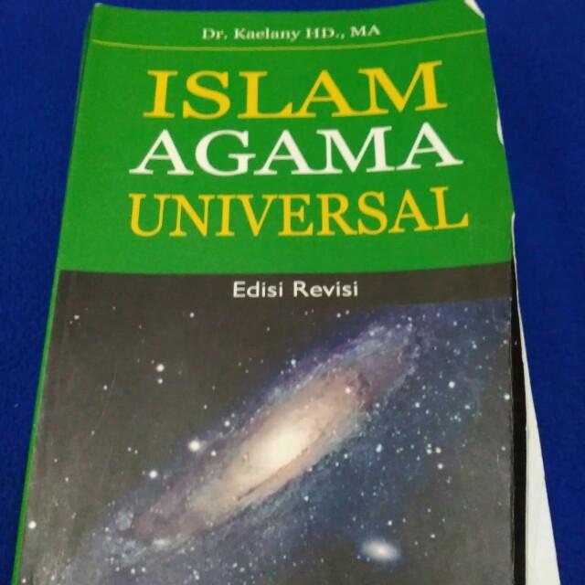Buku MPK Agama Islam