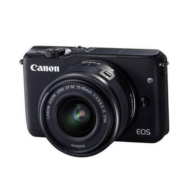 Camera Canon M10 Black