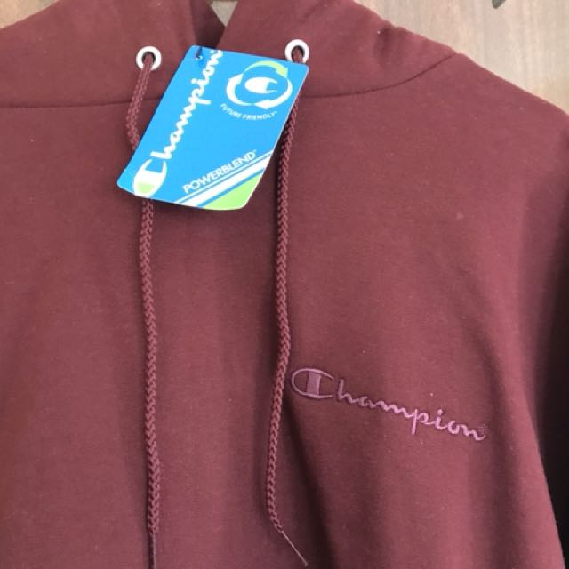 Champion sweater with tag