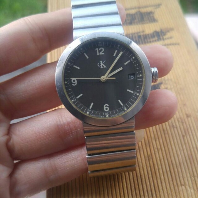 Ck woman watches