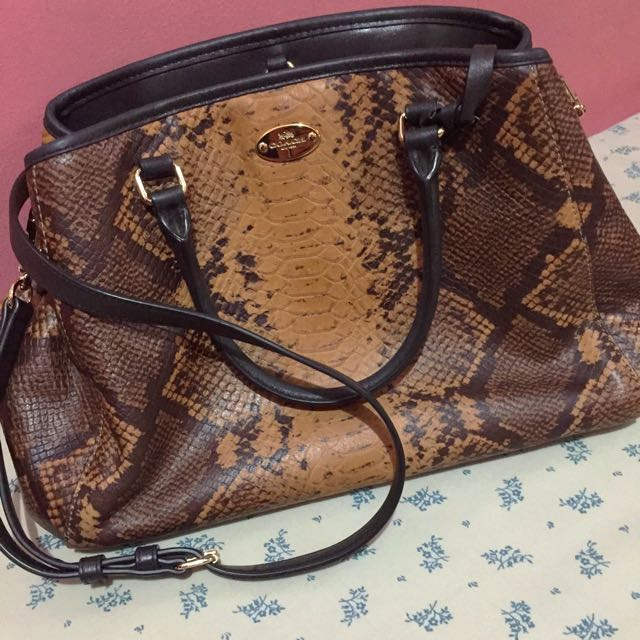 COACH Margot Small Cross Body Bag