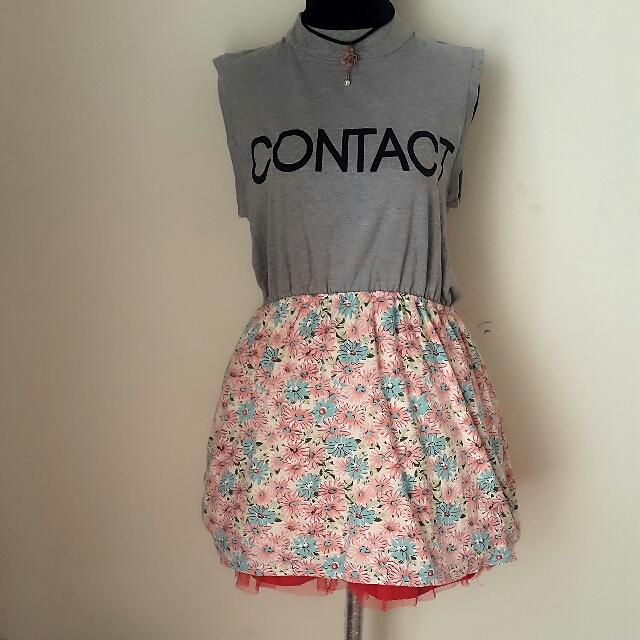 Contact Dress