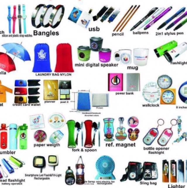 CORPORATE GIVEAWAYS at VERY VERY LOW PRICE, START @ 25.00 - 290.00 pesos, JUST CHOOSE YOUR ITEM , DESIGN and QUANTITY, big Discount for BULK ORDERS,