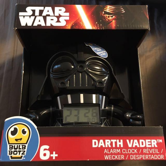 Crazy Deal: BNIB Star Wars Darth Vader Bulbbotz (7.5 Inch)