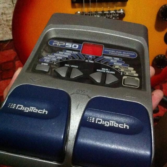 Digitech Guitar Effects |  Preloved
