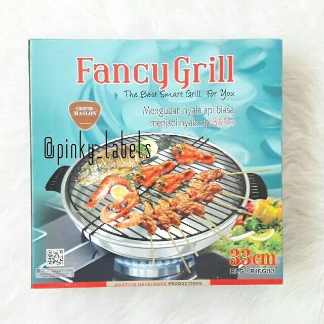 Fancy grill MASPION 2nd