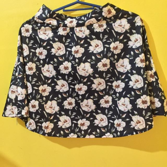 Floral Fashion Skirt