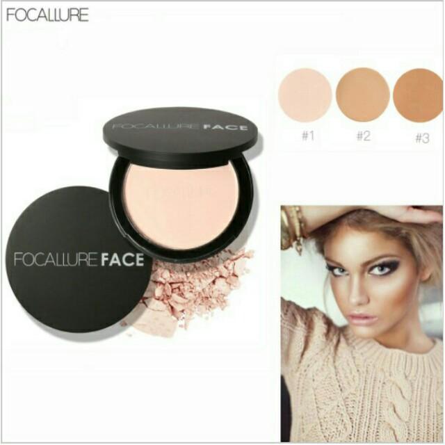 Focallure compact powder
