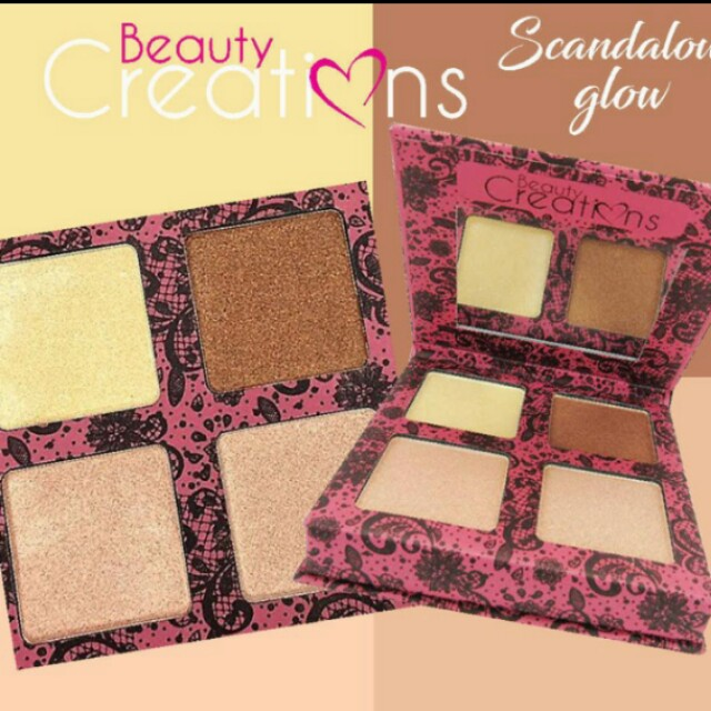 Free ongkir!! Beauty Creations Highlight