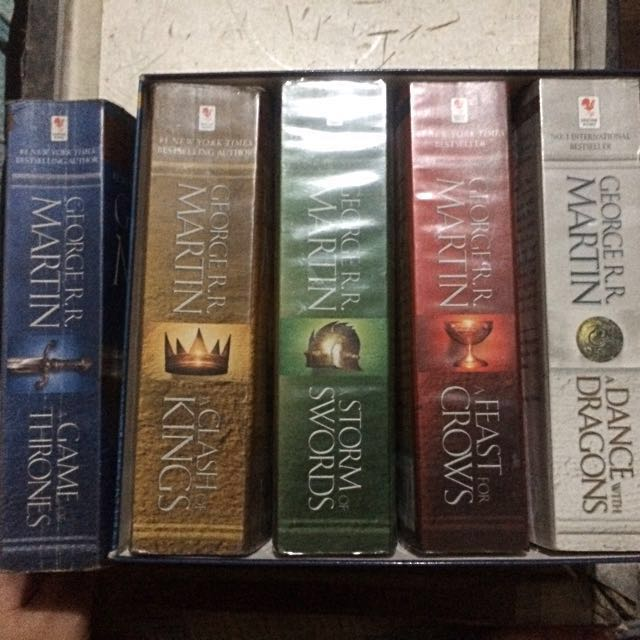 Game of Thrones 1-5