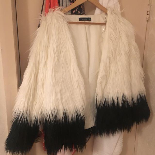 glassons fur jacket
