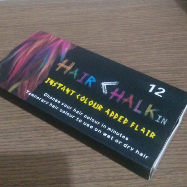 Hair Chalk (Cat rambut crayon)