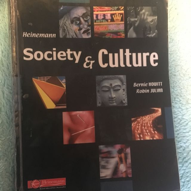 Heinemann Society & Culture textbook