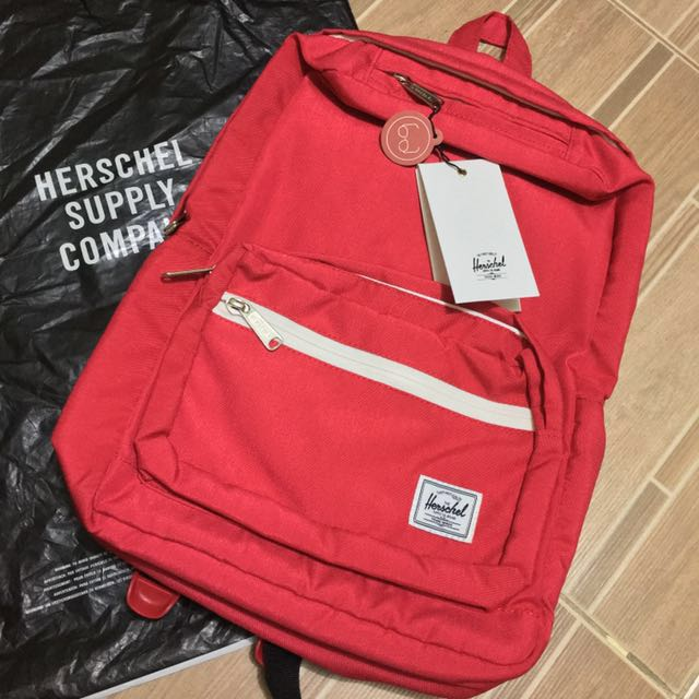 Herschel Pop Quiz Backpack - Fuchsia Pink