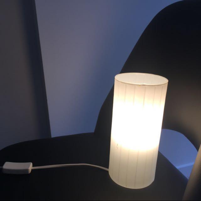 Ikea desk light