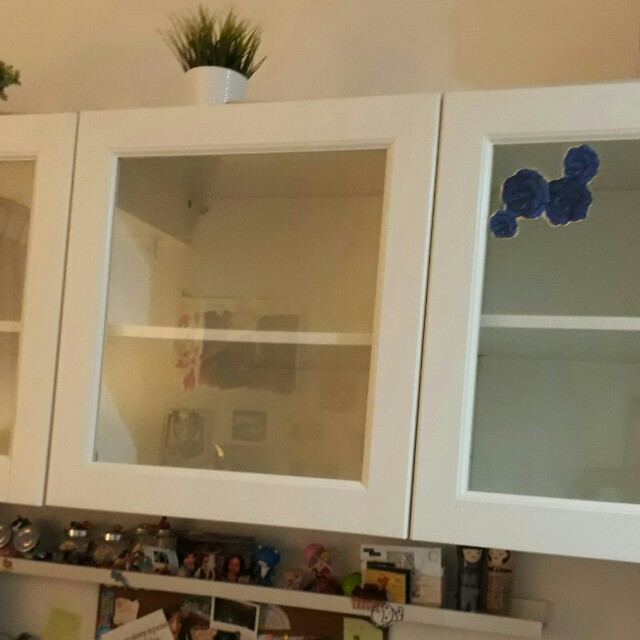 Ikea Besta Cabinets, Furniture, Shelves & Drawers on Carousell