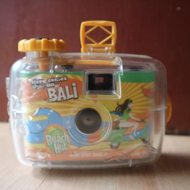 KAMERA FILM ANALOG Underwater SUPER KECE!!