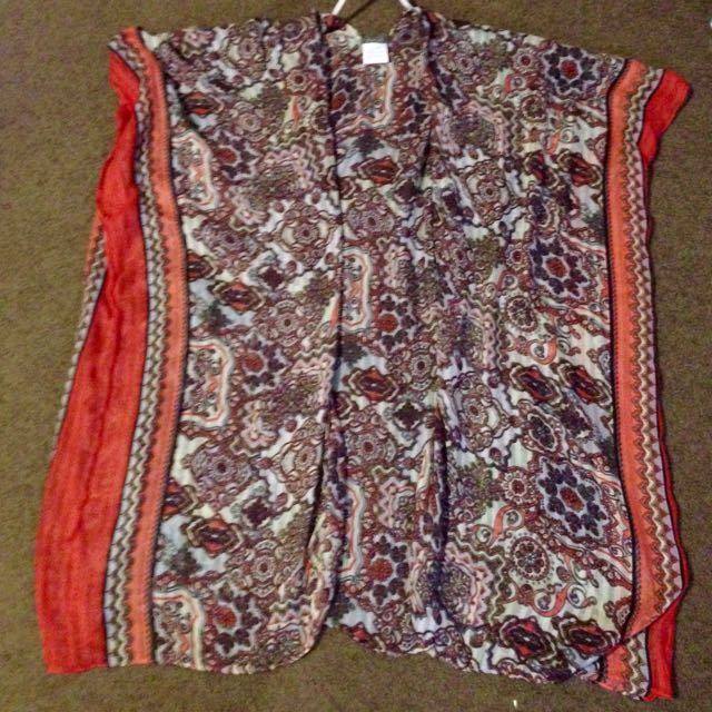 Katie's Beach Cover Up Size M