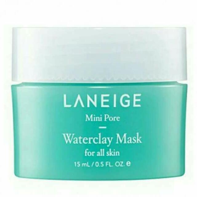 Laneige Mini pore water Clay Mask 15ml