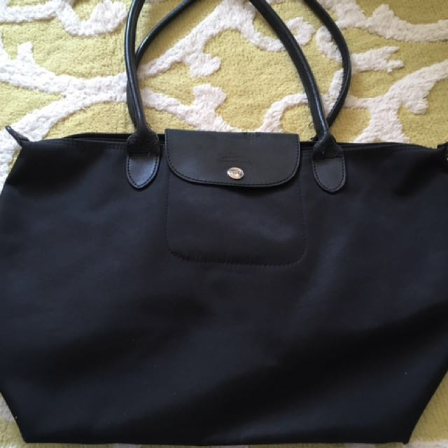 Longchamp Preloved Bag