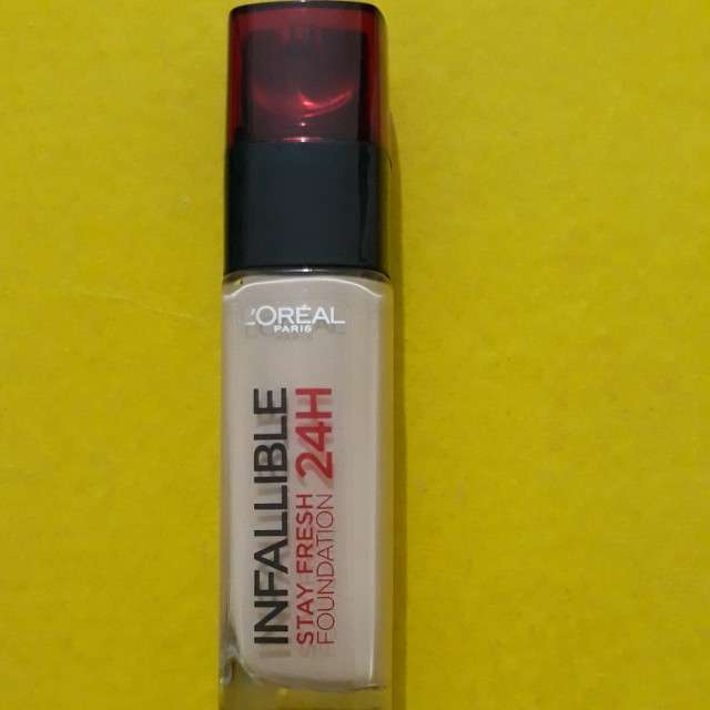Loreal Infallible Stay Fresh Foundation