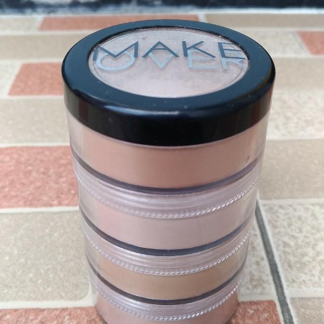 Make Over Shimering Powder Chrystalist