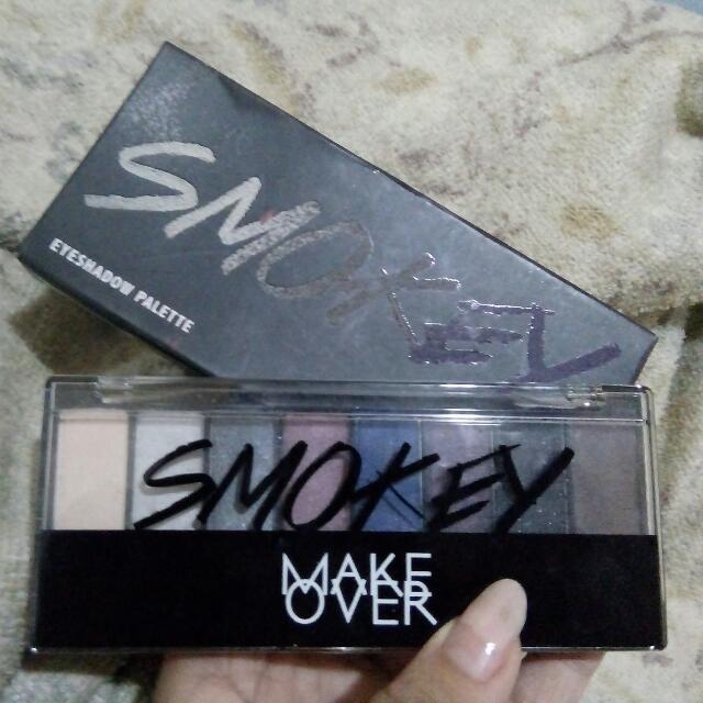 Make Over Smokey Eyeshadow Palette