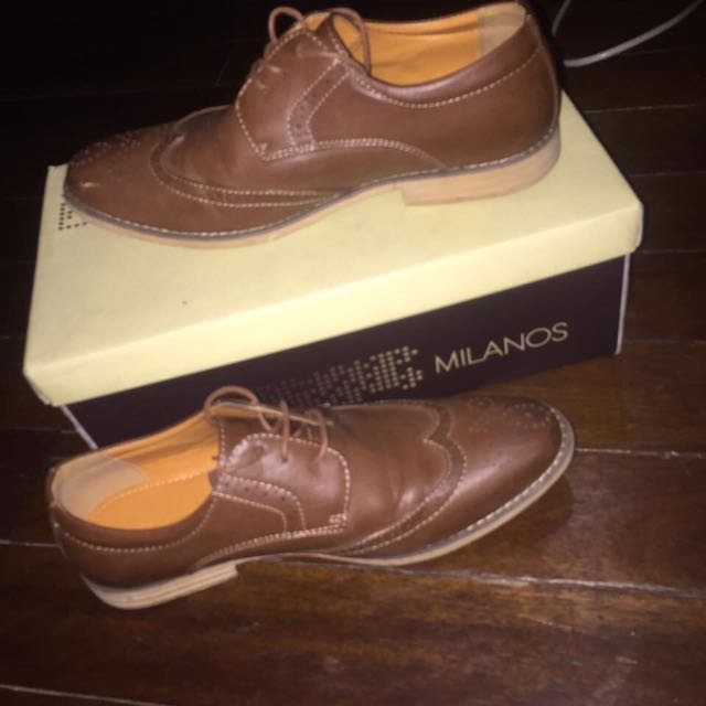 Milanos Formal shoes