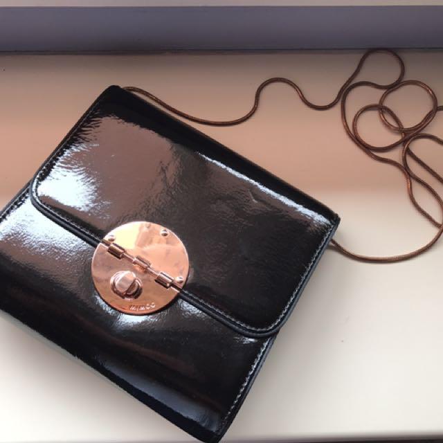 Mimco Turnlock Bag - Brand New