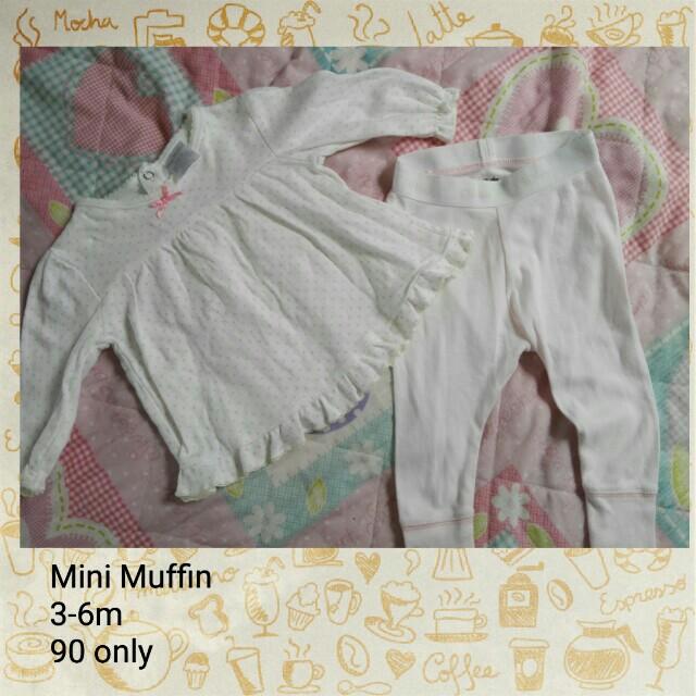 Mini Muffin 3-6m