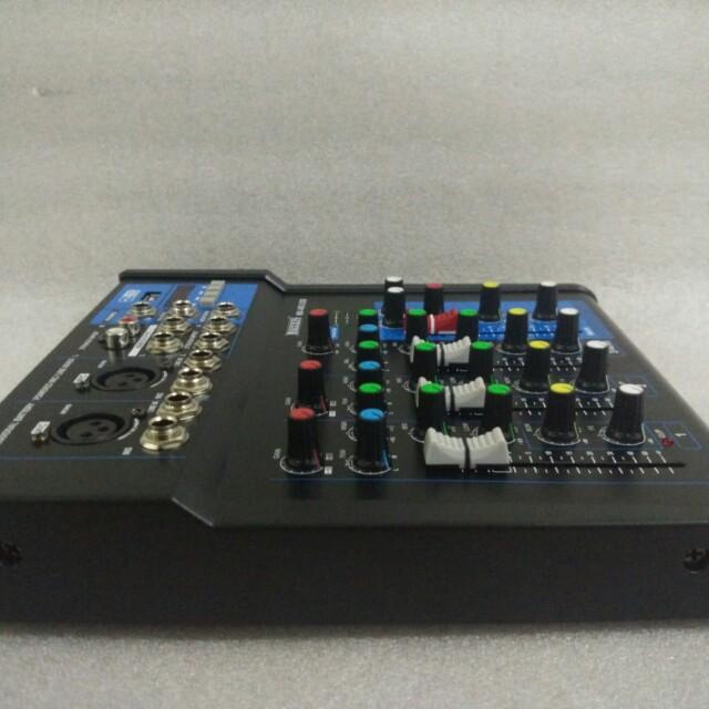 Maxxis Mixer 6 Channel Mx 600 Usb4 - Daftar Harga Terkini ... edf63d8301