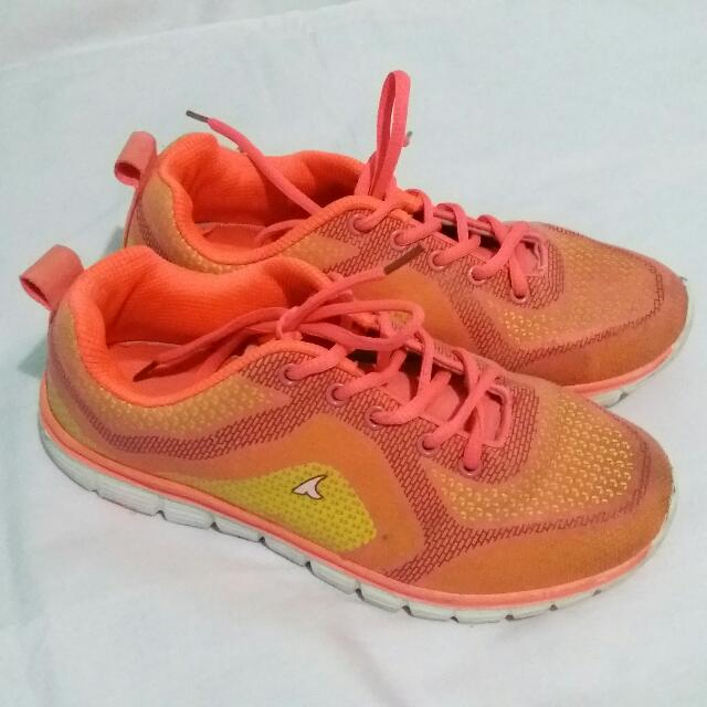 MSE Neon Pink Running Shoes