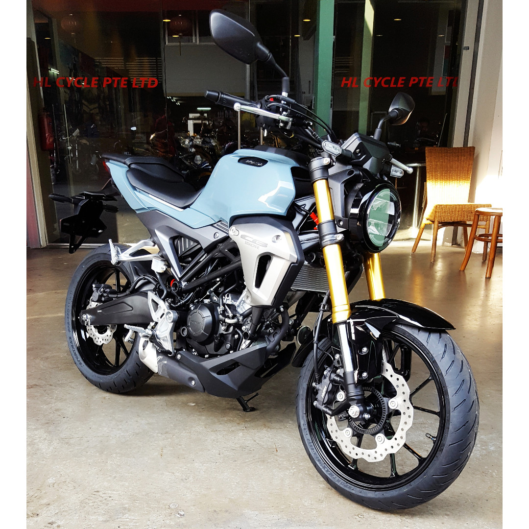 NEW Honda CB150R ExMotion 2017, Motorbikes, Motorbikes for ...