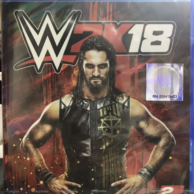 NEW PS4 CD