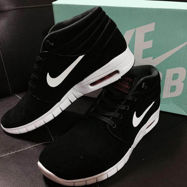 4197280910b8 Nike SB Stefan Janoski Max Mid L Men s Skateboard shoes size US 11 ...