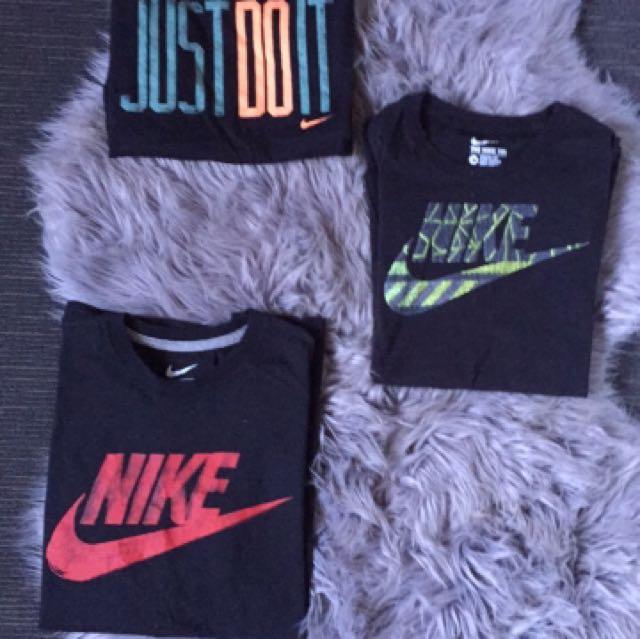 Nike tshirts