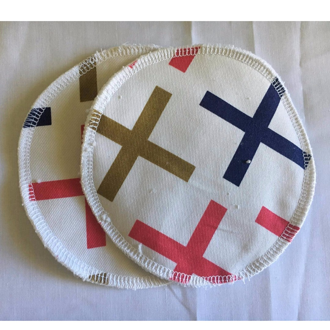 Nursing Pads - Crosses - last pair