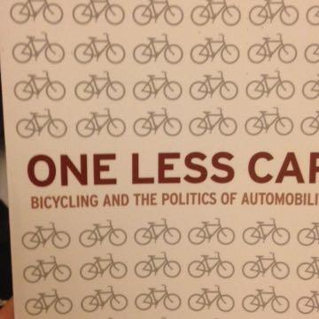 One Less Car Book