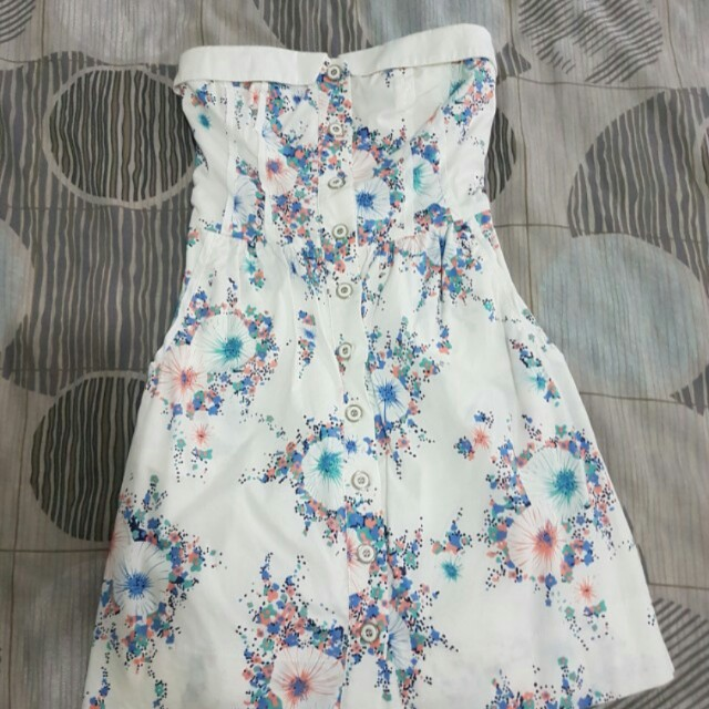 Pilgrim summer strapless dress