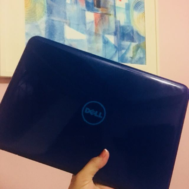 Pre loved DELL Netbook