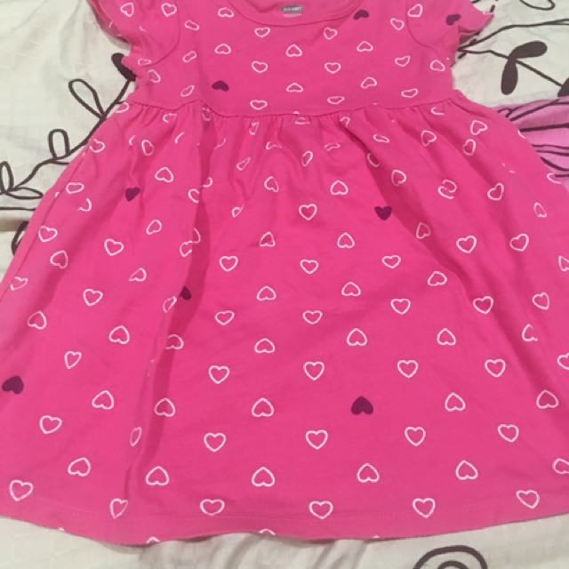 Preloved oldnavy dress 2t