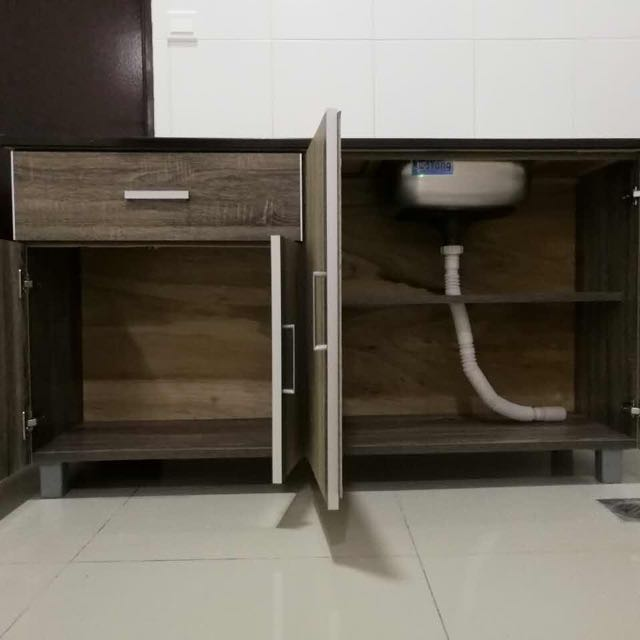 Ready Fix Kitchen Cabinet With Kitchen Sink, Kitchen U0026 Appliances On  Carousell