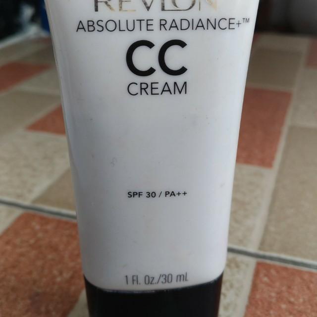 Revlon Absolute Radiance+ CC Cream