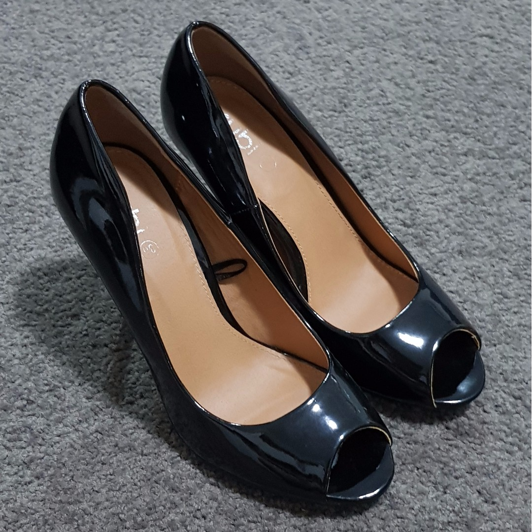 Rubi - Black High Heels